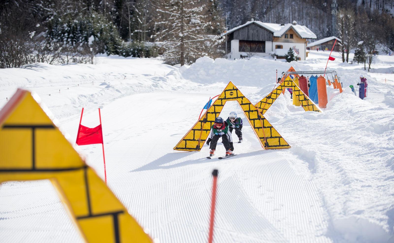 skiurlaub mit kindern südtirol