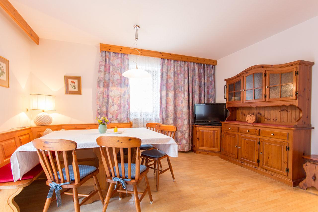 Appartamento per 8 persone in val pusteria residence for Appartamento amsterdam 8 persone